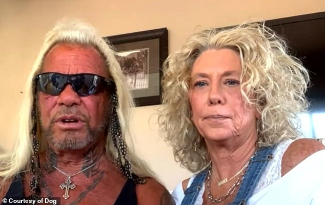 Dog The Bounty Hunter and his new fianceé Francie spoke to DailyMailTV about their relationship and upcoming nuptials in an exclusive interview