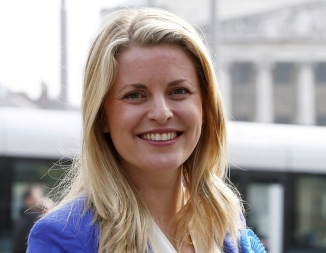 Emma McClarkin (pictured), chief executive of the British Beer and Pub Association, said: 'This research shows pub businesses were already teetering on the edge'