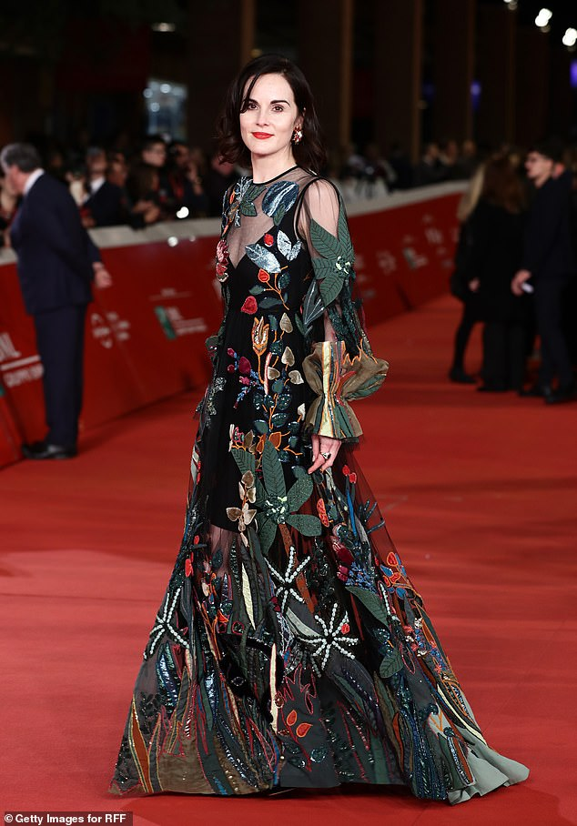 New role: According to Deadline,the series is based on the bestselling novel of the same name by Sarah Vaughan (Michelle Dockery pictured in October 2019)