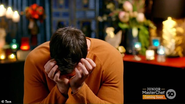 Isn't he a grown man? Locky Gilbert breaks down in uncontrollable tears as he can't decide betweek Bella and Irena during Bachelor finale after telling them BOTH he loves them