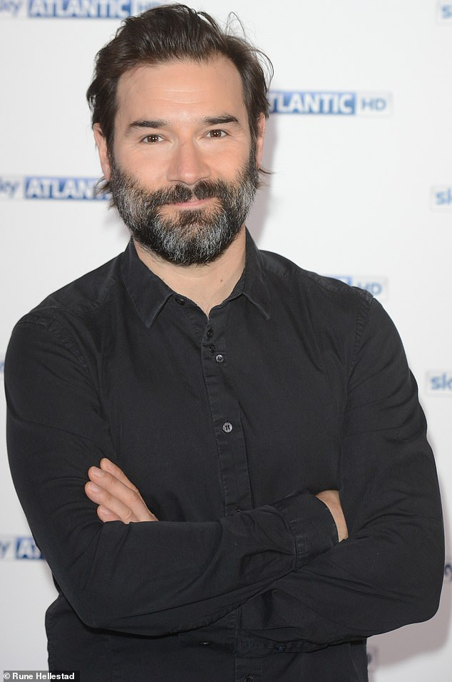 Adam Buxton (above) describes himself as ¿a short, hairy man¿ and (despite an outwardly impressive career as a comedian, TV presenter, DJ and podcaster) broods over misfires