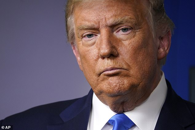 She skewers President Trump in her op-ed