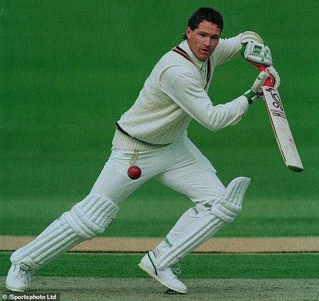 Over a decade, Jones forged a career as a high-class Test batsman for Australia