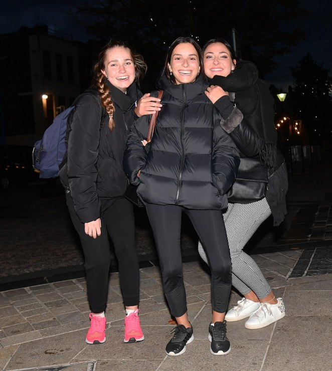 The new rules mean pubs and restaurants in England have to close by 10pm and customers are banned from ordering from the bar. They come as the government aims to avoid a second national lockdown in the face of rising infection figures. Pictured, students enjoying a night out in Preston