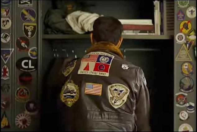The Taiwanese and Japanese flags go missing from Maverick's jacket in new Top Gun movie that has Chinese co-producers