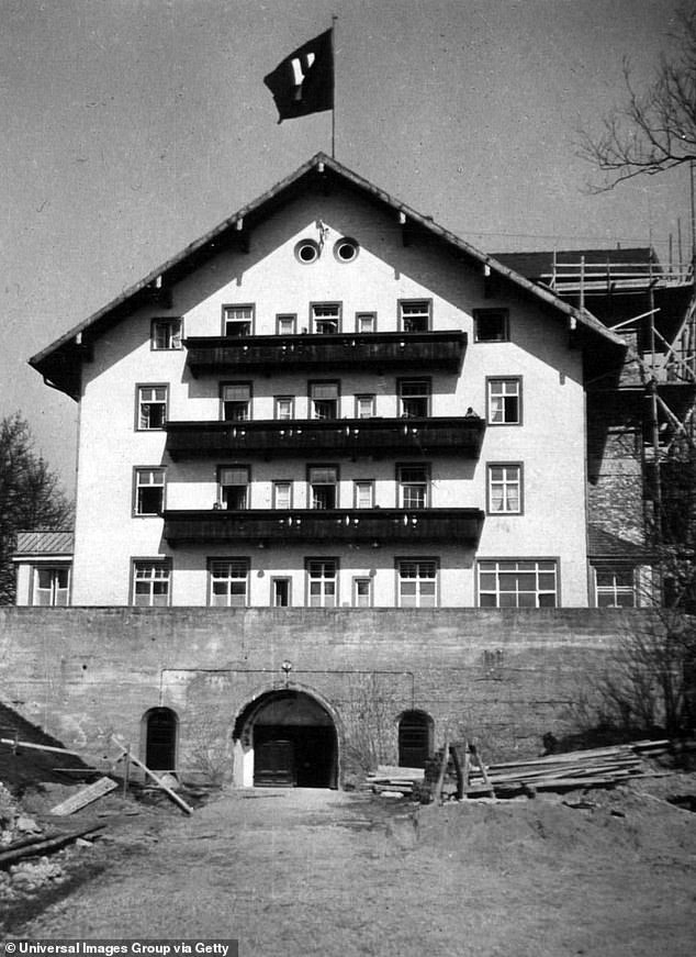 Lebensborn Nazi maternity hospital, used as a base for German programme opened 1935 was one of the most secret and terrifying Nazi projects