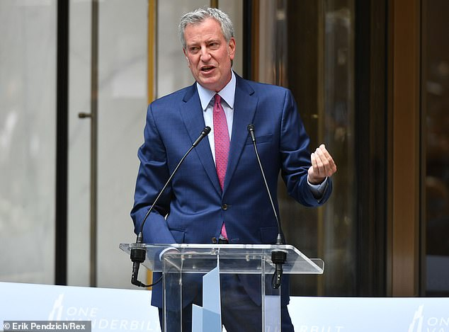 The New York City Department of Health has threatened to shut down non-essential businesses in six neighborhoods where cases of COVID-19 are on the rise. Mayor Bill de Blasio called the hike serious