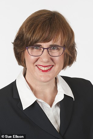 Sue Ellson (pictured) outlined the five personality traits that mayjeopardise employees from succeeding in the workplace
