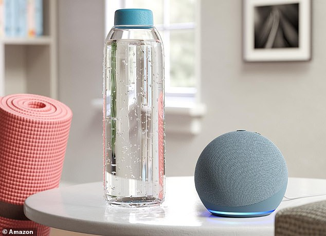 Amazon Echo has switched from its original hockey puck shape to a more fetching orb shape
