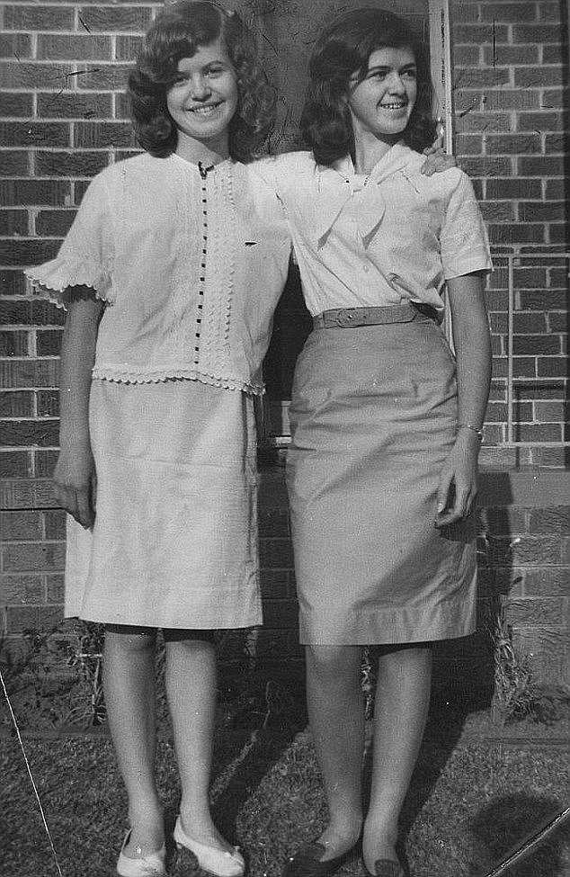 Christine Sharrock (left) and Marianne Schmidt (right) were found dead buried in the sand, near Cronulla in Sydney's south, on January 12, 1965