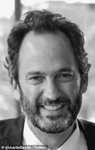 Justin Sayfie, an attorney and Republican lobbyist