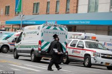 Three Orthodox Jewish Men Die from Coronavirus Just Hours After Being Admitted to Brooklyn Hospital as New York Neighborhoods See Spike in Virus Cases
