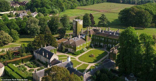 Lucknam Park Hotel & Spa, near Bath, runs a 'sleep retreat' promisingpromising hypnotherapy, yoga, tailored food, guided meditations, gong baths and even the chance to connect with a horse