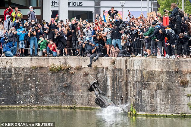 A summer of cultural clashes in the UK saw a statue of the 17th century slave trader Edward Colston toppled in Bristol and thrown into the city's harbour