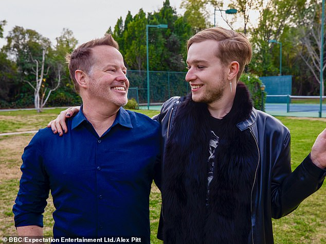 Oli also met with the man who donated his sperm, named Daley, 48, during his trip to the US. However, Oli said he had no interest in pursuing a relationship because the pair had nothing in common