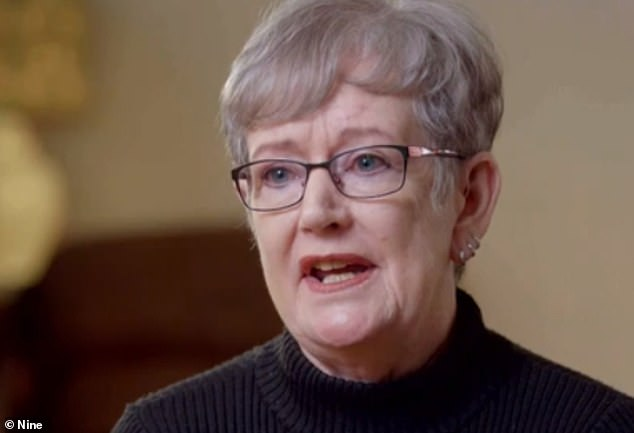 Ms Davis can remember the attack she fell victim to with almost perfect clarity three decades later