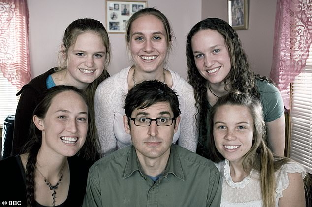 The documentary maker first met Megan along with her siblings when he visited the church in 2007 to make his programme The Most Hated Family In America