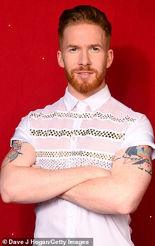 Fewer responsibilities: Neil Jones (pictured) and Graziano Di Prima will form 'close contact cohorts'