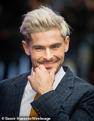 Decisions, decisions: Zac Efron (pictured) is reportedly torn between staying in Australia with his new girlfriend, Vanessa Valladares, and his career in Hollywood