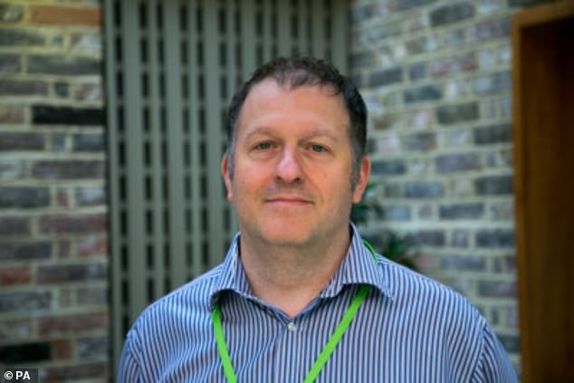 Dr Tim Felton, a senior lecturer at the University of Manchester and clinical lead for all Covid-19-related studies at Manchester University NHS Foundation Trust