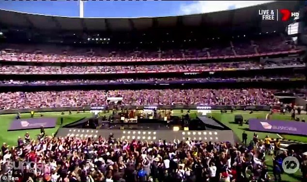 Who will perform? The AFL Grand Final will kick off at Brisbane's The Gabba on October 24