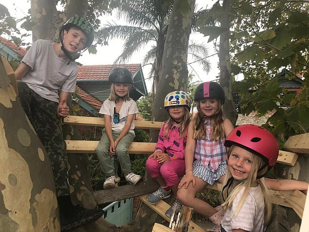 For the past three decades the treehouse on Irymple Ave in Melbourne's St Kilda has provided a 'sense of community' for children on the street