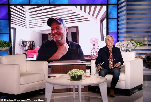 The latest:Blake Shelton opens up on Monday's editor of Ellen about how the pandemic changed the course of his life, and how he and girlfriend Gwen Stefani hunkered down in his native Oklahoma at the time of the shutdown