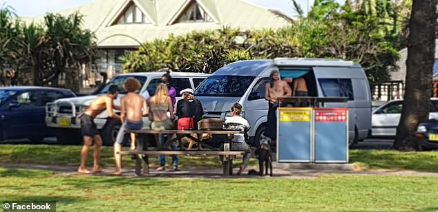 Making the move:With more people wanting to move to Byron, Matthew said the demand for long-and short-term rentals has increased and outstripped the number of available properties