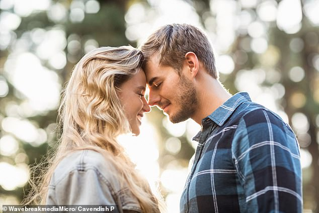 The couple claim they posted the same video and copy but used a picture of a heterosexual couple in the same romantic pose - and it passed the social media giant's censors