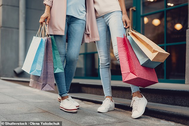 Gift card carnage: An estimated £97.7m was lost on shopping vouchers that went unused during lockdown