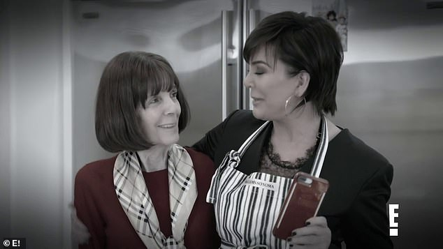 Mary Jo 'MJ' Shannon is Kris Jenner's mother and great grandmother to the Kardashian-Jenner babies