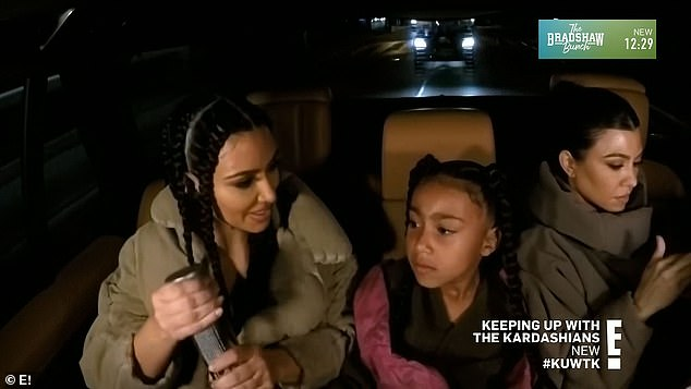 Over in 2021: This interview comes after news that Keeping Up With The Kardashians was coming to an end on E! after more than a decade. Keeping Up With The Kardashians soldiered on for 18 seasons after it first started in 2007