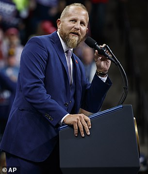 A Trump insider told DailyMail.com that Parscale went into a tailspin after he was demoted in July and replaced by his former number two, Bill Stepien