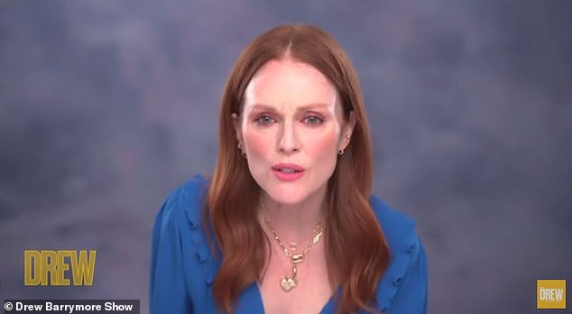 """Juliannesaid on the syndicated CBS talk show:'I really think when I'm talking to people, I'm like, """"What would Gloria do? How would she react?"""" Maybe take the time to be more like her'"""
