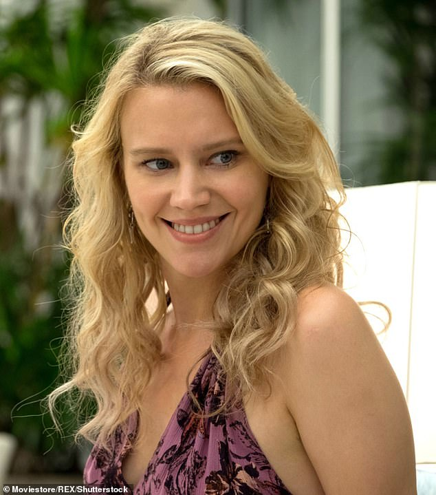 Better luck next time! Kyle and Jackie simply burst into laughter when they heard American actress Kate McKinnon's (pictured) extremely inaccurate Australian accent in Rough Night