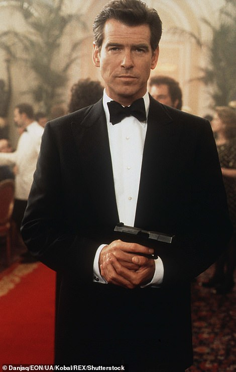 The Asian-look of the home apparently came after Brosnan was inspired while filming Tomorrow Never Dies in Thailand