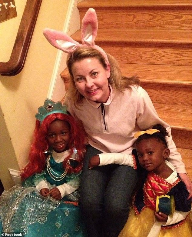 'I'm the adoptive parent of two beautiful African American girls,' Brasler said. 'We discuss race, we respect race. And to see something like that just flies in the face of everything I try to teach them to be proud young women.'