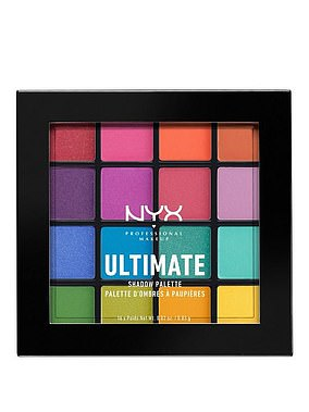 NYX PROFESSIONAL MAKEUP Ultimate Shadow Palette (was £17.99, now £15.99) at Very