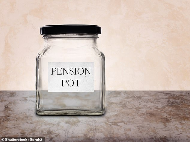 Interest rates on savings have also been cut to record lows during the coronavirus crisis, which affects older people saving for their pension
