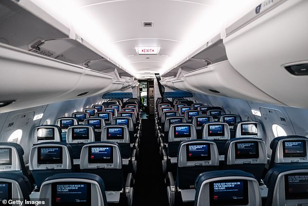 Sullenberger cited a study from MIT that found that filling the middle seats on airplanes doubles the risk of catching COVID-19