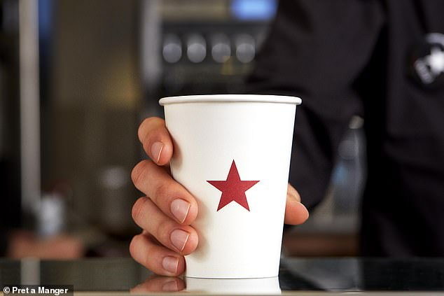 To welcome customers back after stores closed due to the coronavirus pandemic, Pret A Manger is offering customers the deal of unlimited coffee for just £20 a month - with the first month free