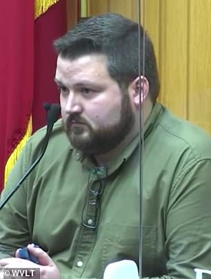 Jurors heard from Michael McCracken, Guy Jr's best friend, who described him as socially awkward, withdrawn and seemingly estranged from most of his relatives