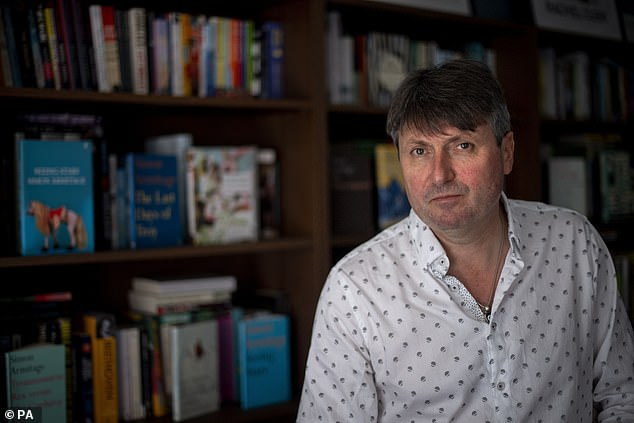 Poet Laureate Simon Armitage's new work about how the pandemic has changed lives is released on National Poetry Day today. He told how lockdown sometimes left him lost for words
