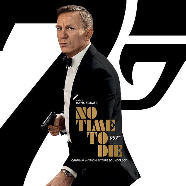 End of an era: Bond producer Barbara Broccoli has confirmed that her new film No Time To Die will be Daniel Craig's final outing as 007