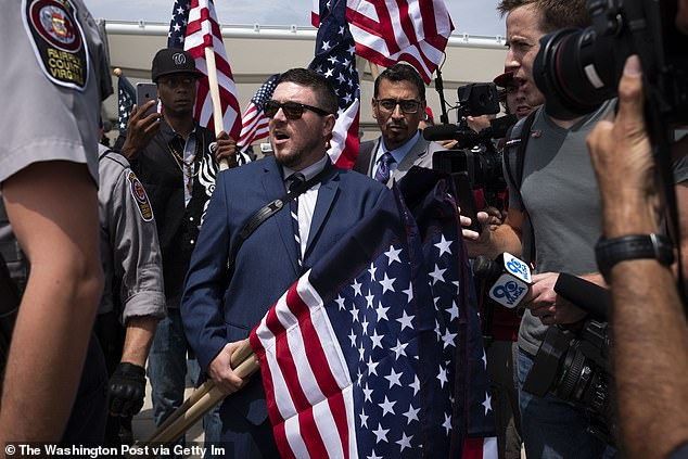 The2017 Unite the Right neo-Nazi rally in Charlottesville was organized by Proud Boy second degree member Jason Kessler. After the rally, Kessler was expelled by then-president McInnes in an attempt to distance the group from white supremacism