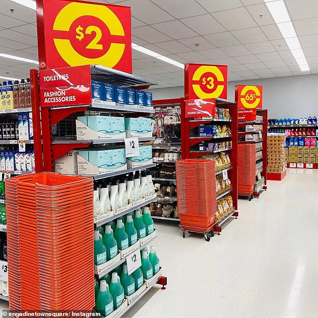 The Reject Shop CEO Andre Reich, said this exciting expansion of products will see shoppers having more variety
