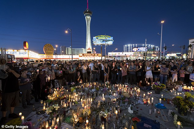Victims: By the time the shooting stopped, 58 people were dead. The shooter Stephen Paddock was found deceased in a hotel room at the Mandalay Bay Hotel. Two of those shot that night would subsequently succumb to their injuries, one in 2019 and one in 2020