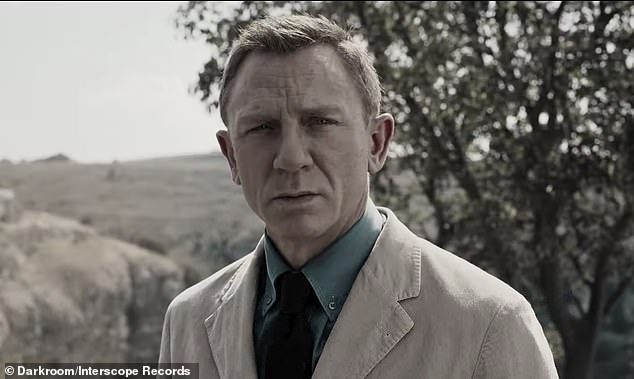 Daniel Craig previously confirmed the Bond film will be his last after starring in Casino Royale, Quantum of Solace, Skyfall and Spectre