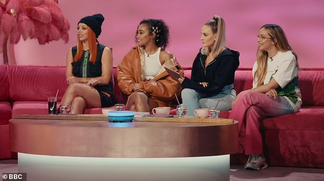 Big plans: In the show, Little Mix seeks to form six groups, a boy band, a vocal girl group, a dance group for girls, a mixed group, vocal and instrumental and R&B and rap
