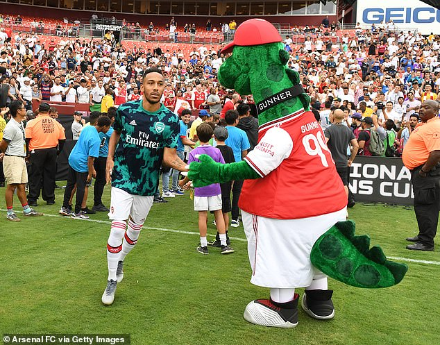 Arsenal's loveable mascot Gunnersaurus has been sacked after 27 years of service at the club